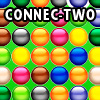 CONNEC-TWO - Search for the same colored balls and connect them as quick as you can!