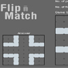 Flip and Match - With only 1 chance for each stage, can you take the stress to solve the puzzle as it gets tougher? Test your mind to the limit here!