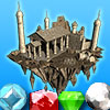Jewel of Atlantis - Solve the mystery of Atlantis in the enthralling action puzzle balancing between match-3 and breakout genres!